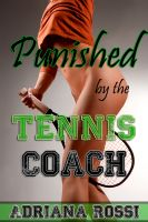 Cover for 'Punished by the Tennis Coach'