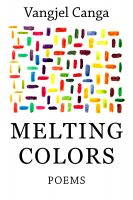 Cover for 'Melting Colors'