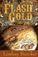 Cover for 'Flash Gold'