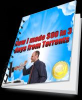 Cover for 'How I made $90 in 3 days from Torrents'
