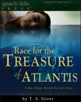 Cover for 'Race for the Treasure of Atlantis'