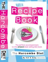 Cover for 'The Harcombe Diet: The Recipe Book'