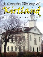 Cover for 'A Concise History of Kirtland'