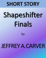 Shapeshifter Finals cover