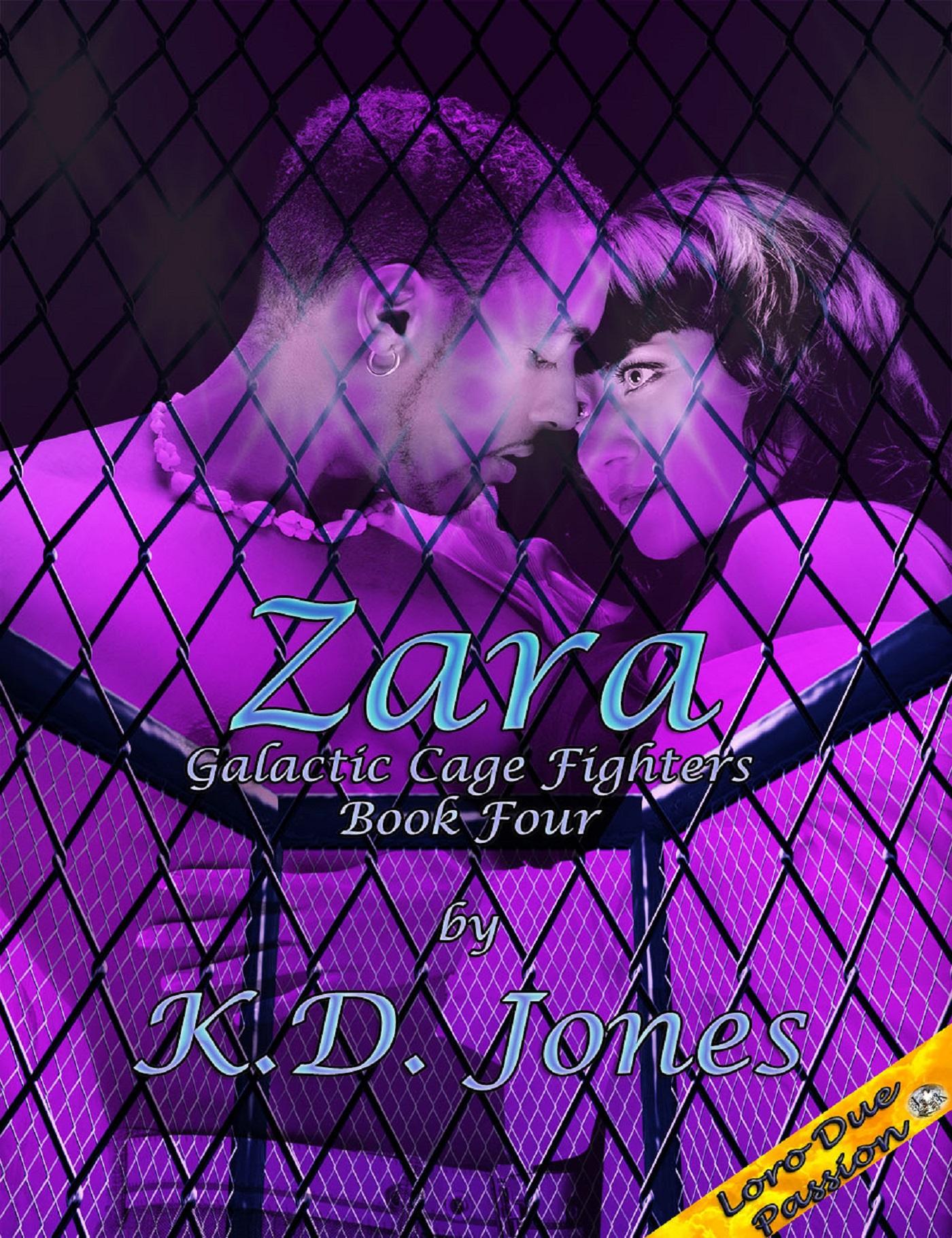 K.D. Jones - Zara