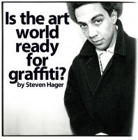 Cover for 'Is the Art World Ready for Graffiti?'