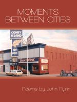 Cover for 'Moments between Cities'