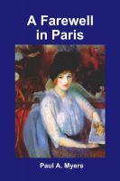 Cover for 'A Farewell in Paris'