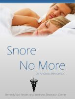 Cover for 'Snore No More - Simple Tips & Techniques To Stop Snoring Permanently'