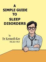 Cover for 'A Simple Guide to Sleep Disorders'