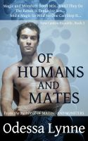 Cover for 'Of Humans and Mates'