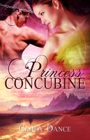 Cover for 'Princess Concubine'