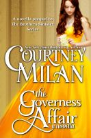 Cover for 'The Governess Affair'