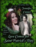 Cover for 'Love Comes for Saint Patrick's Day'