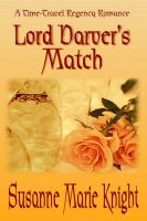 Cover for 'Lord Darver's Match'