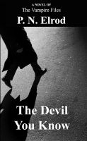 Cover for 'The Devil You Know'