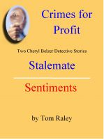 Cover for 'Crimes for Profit'