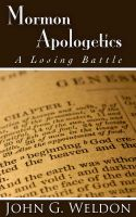 Cover for 'Mormon Apologetics: A Losing Battle'
