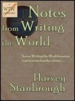 Cover for 'Notes from Writing the World'
