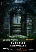 Cover for 'Anomalia temporale'