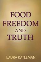 Cover for 'Food, Freedom, and Truth'