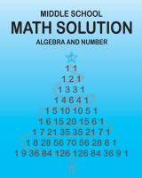 Cover for 'Middle School Math Solution: Algebra and Number'