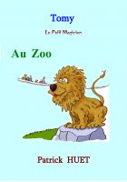 Cover for 'Tomy Le Petit Magicien Au Zoo'