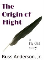 Cover for 'The Origin of Flight'