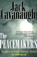Cover for 'The Peacemakers'