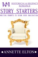 Cover for '101 Historical Romance Story Starters'