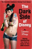 Cover for 'The Dark Side of Disney'