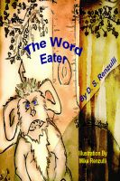 Cover for 'The Word Eater'