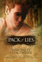 Cover for 'Pack of Lies - Book One of the Red Ridge Pack'