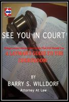 Cover for 'See You In Court!'