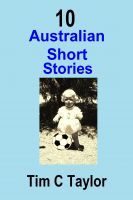 Cover for '10 Australian Short Stories'