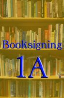 Cover for 'Booksigning 1A'