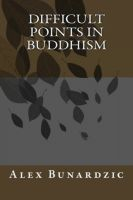 Cover for 'Difficult Points In Buddhism'