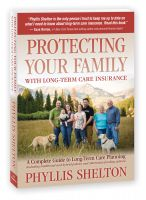 Cover for 'Protecting Your Family With Long-Term Care Insurance'