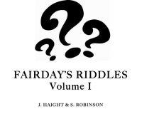 Cover for 'Fairday's Riddles'
