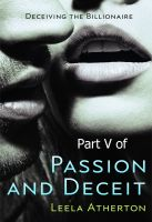 Cover for 'Passion and Deceit Part V'