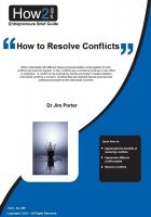 Cover for 'How to Resolve Conflicts'