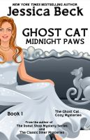 Cover for 'Ghost Cat: Midnight Paws'