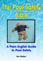 Cover for 'The Pool Safety Bible'