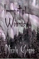 Cover for 'Immortal Wounds'