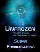 Cover for 'Unfrozen'