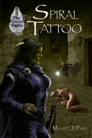Cover for 'The Spiral Tattoo'
