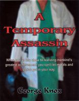Cover for 'A Temporary Assassin'