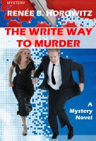 Cover for 'The Write Way to Murder'