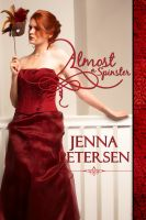 Cover for 'Almost a Spinster'