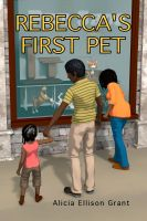 Cover for 'Rebecca's First  Pet'